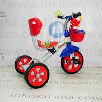 Sepeda Roda Tiga BMX Family F339A Bird Red
