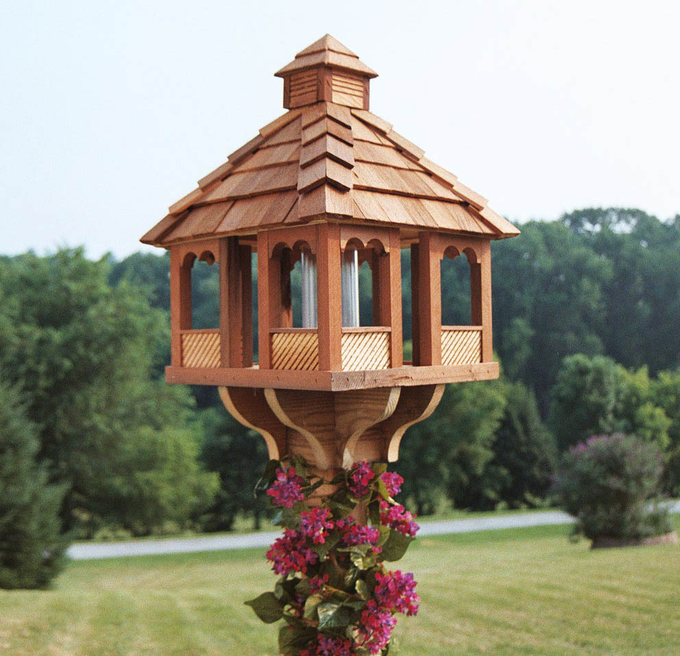 Bird In Everything: Birdhouse Feeder Plans