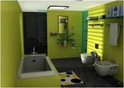 Bathroom Ideas In Yellow