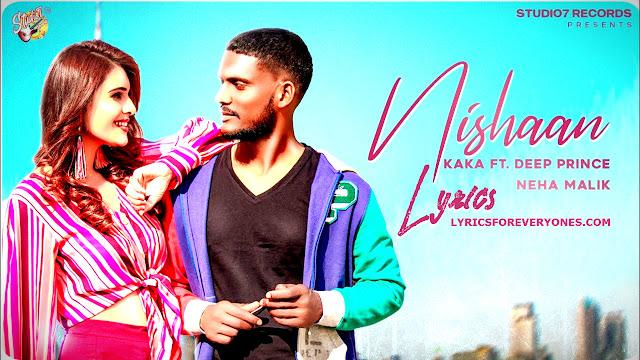 Nishaan Lyrics