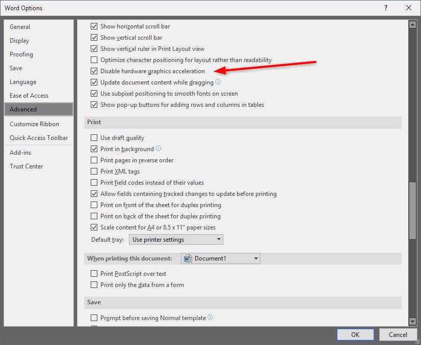 Microsoft Word Terasa Lambat Ketika Mengetik Fathurhoho Id