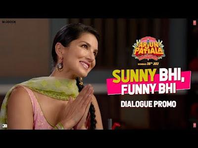 Arjun Patiala - Sunny Bhi, Funny Bhi Promo दिलचस्प लग रहा है
