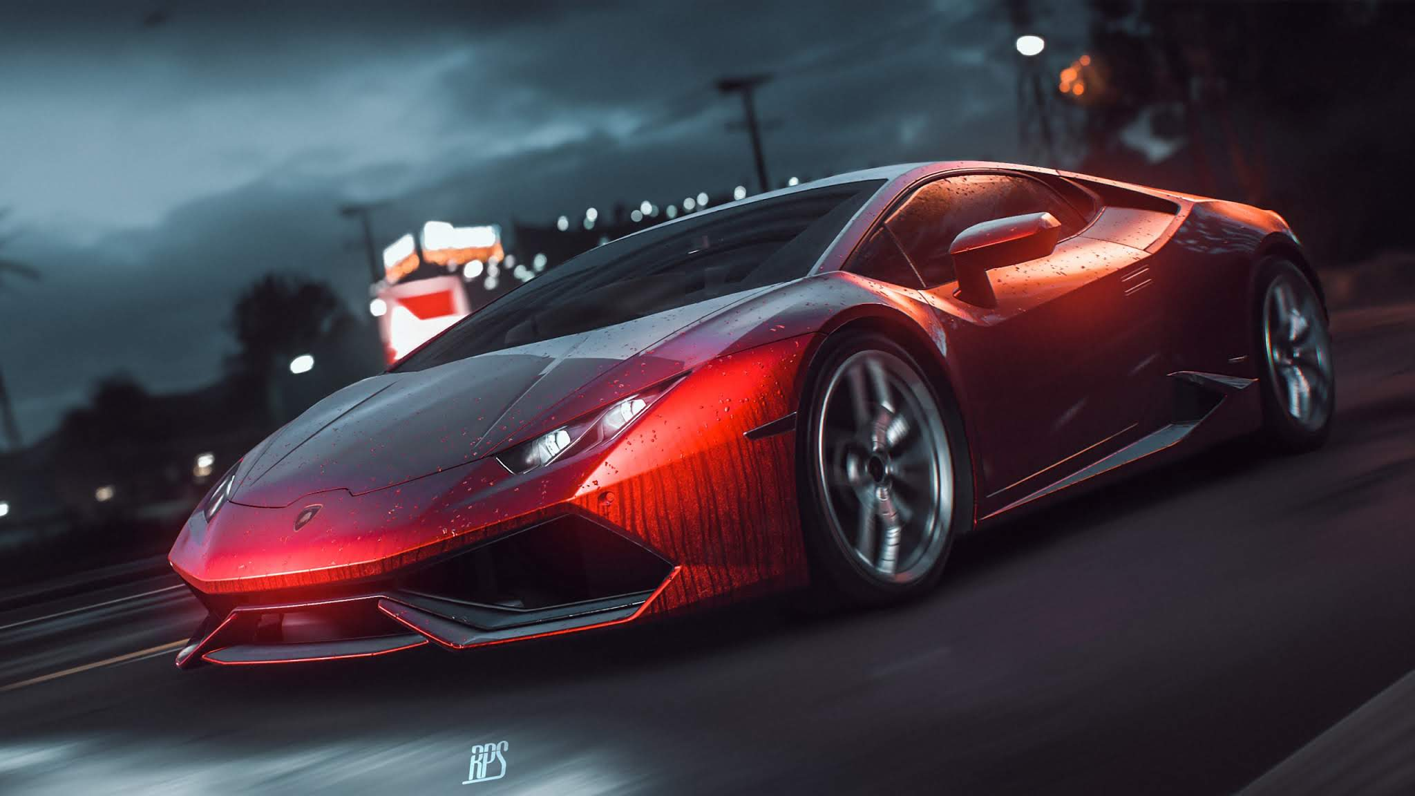 Lamborghini Need For Speed Wallpaper