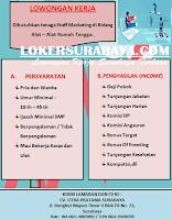 Info Lowongan Kerja di CV. Citra Pratama Surabaya Desember 2019