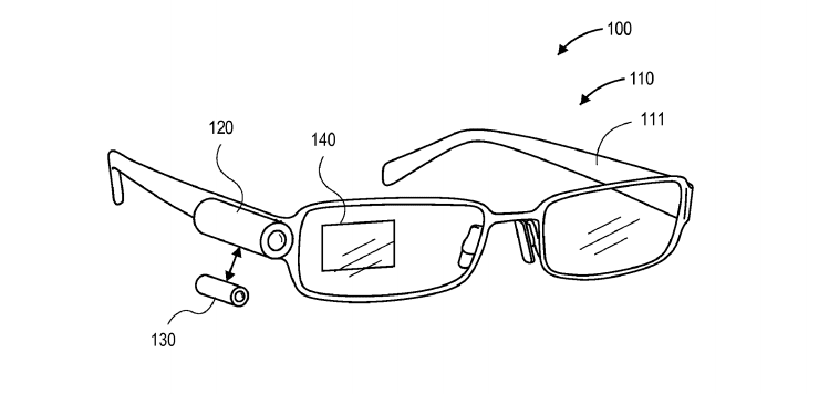 Microdisplays In War and Peace!: Amazon patents Google