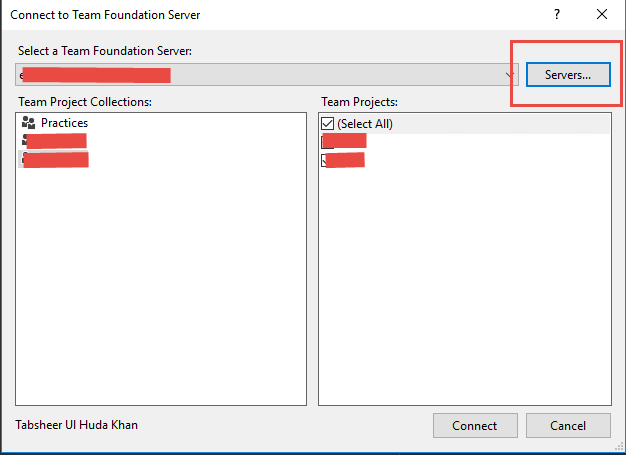 How to Connect & Setup TFS in D365 / AX7 - Finance and