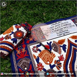 Jawa Barat Punya Sajadah Batik Bandung | +62 852-2765-5050