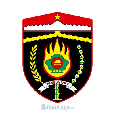 Kabupaten Ngawi Logo Vector