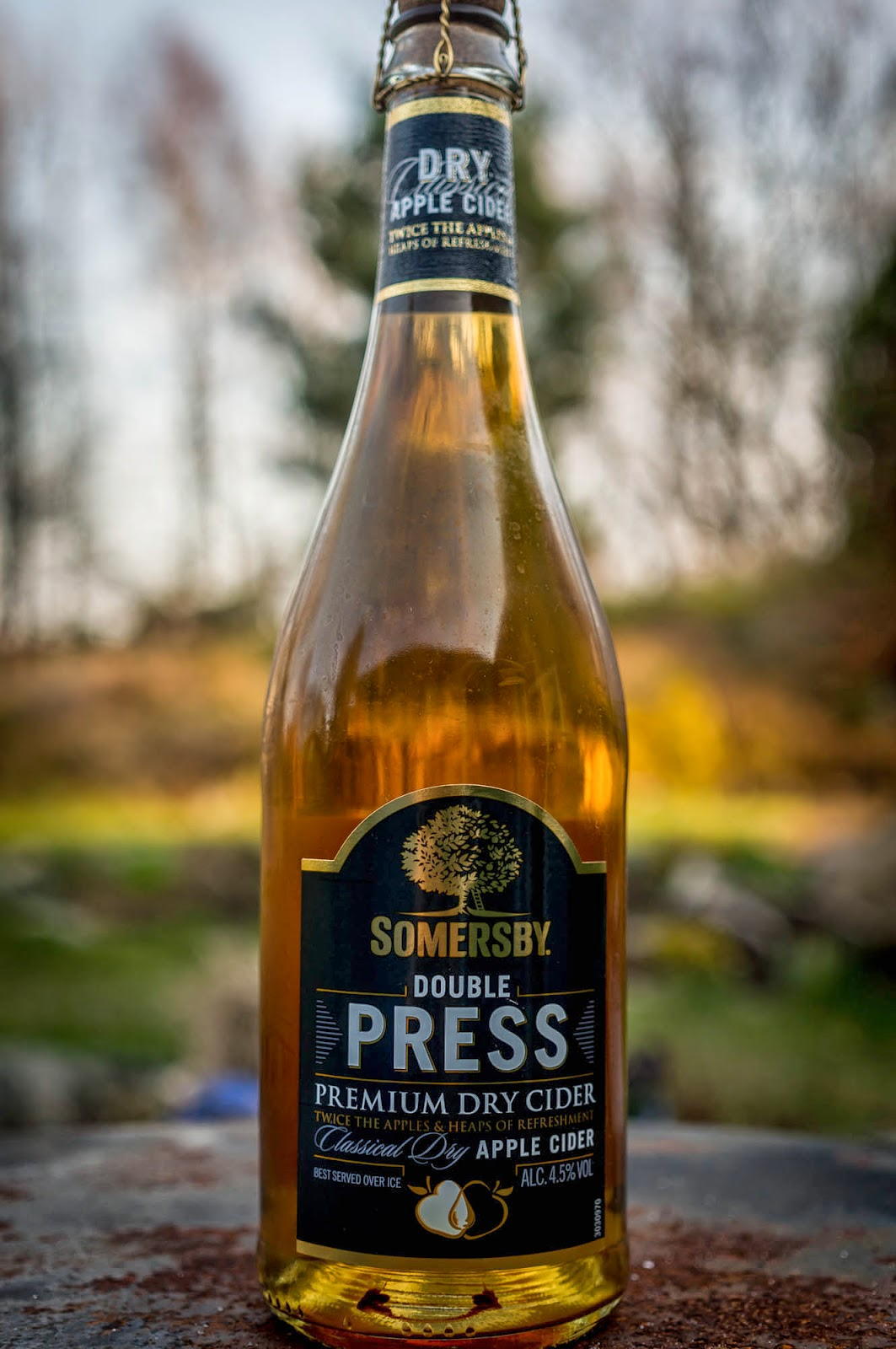 somersby double press