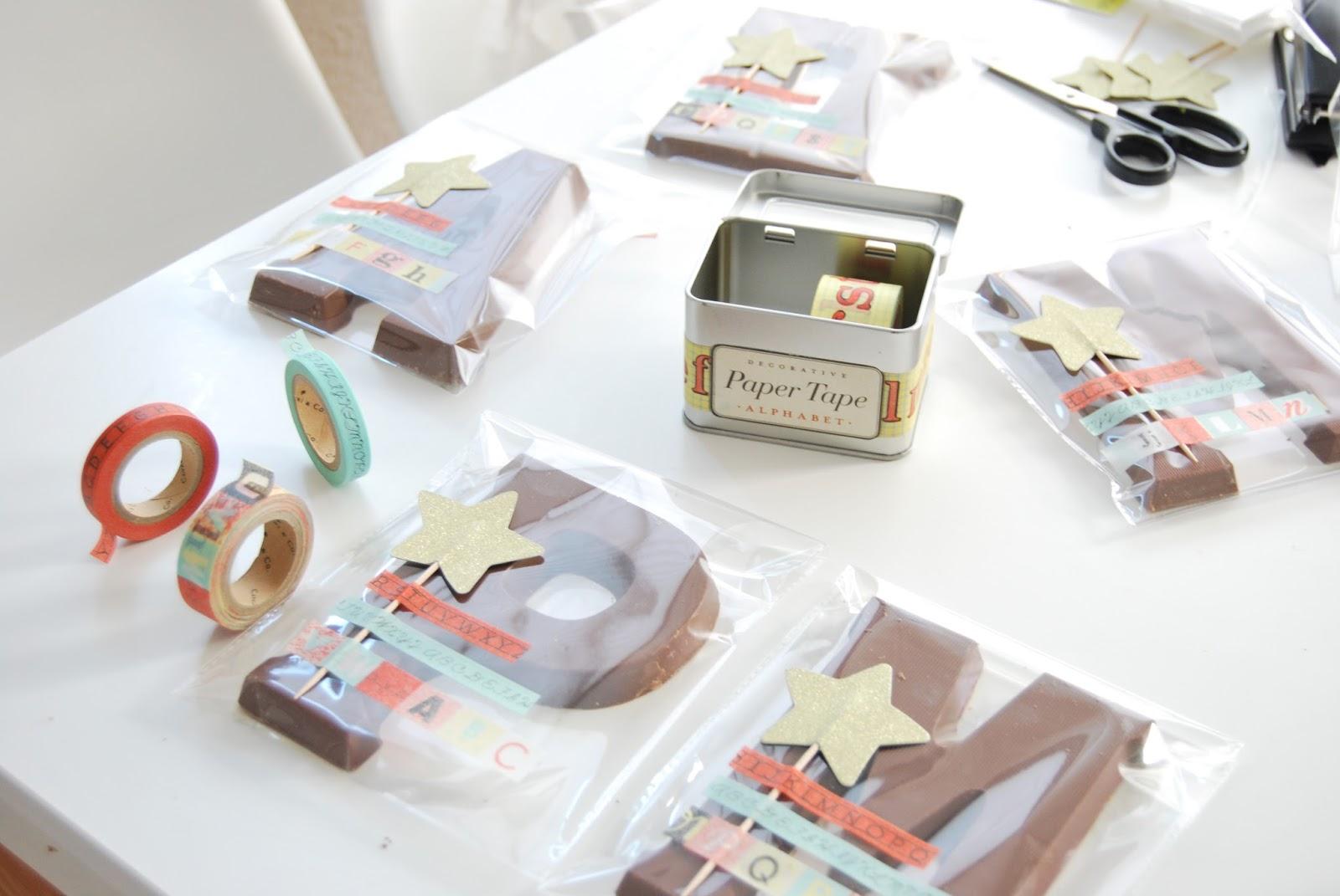 Chocolate y amistad handbox craft lovers comunidad diy for Portico vigo catalogo
