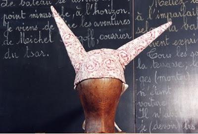 Le bonnet d'âne (collection musée)
