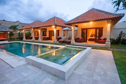 Arsitektur Rumah Bali Sebagai Rumah Hunian Blog Koleksi Desain Rumah