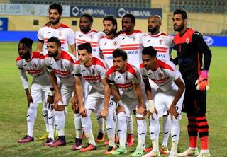 تشكيل مباراة الزمالك وسموحة في الدوري المصري اليوم 20/10/2017