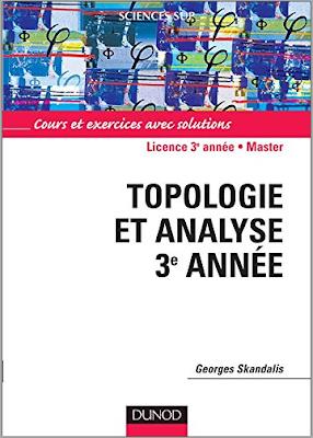 Télécharger Livre Gratuit Cours et exercices avec solutions - Topologie et analyse pdf