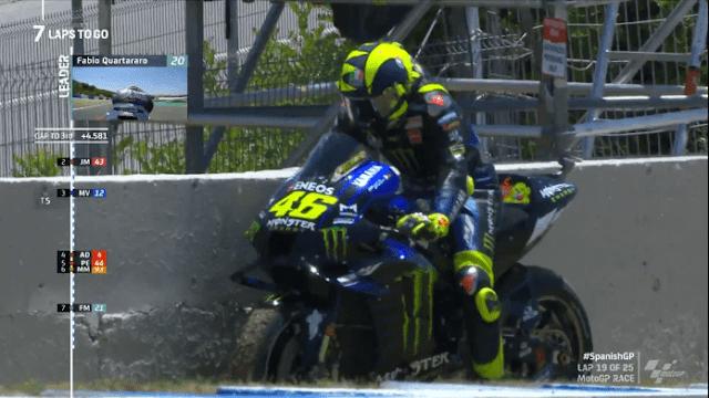 Yamaha MotoGp Kena Penalti Pengurangan Poin, Ini Kesalahannya !!!