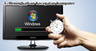 Flashdisk Berfungsi Untuk Meningkatkan Kecepatan Komputer