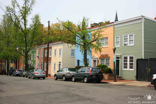 My Travel Background : 12 lieux à visiter à Washington D.C. - Georgetown