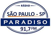 Rádio Paradiso FM de São Paulo ao vivo
