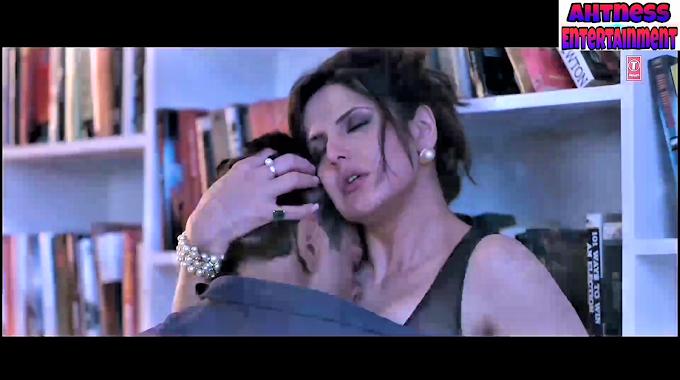 Zareen Khan sexy scene - Hate Story 3 (2015) HD 720p
