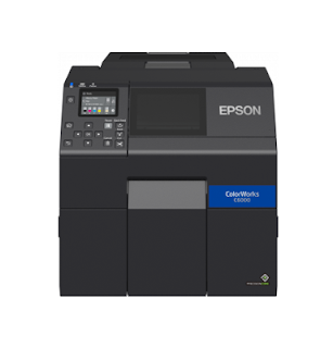 Epson ColorWorks CW-C6000 Driver Download