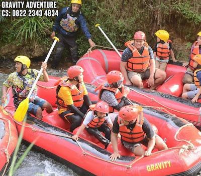 rafting gravity