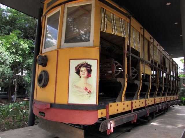 Museu Histórico Abílio Barreto: Bondinho mais antigo de BH