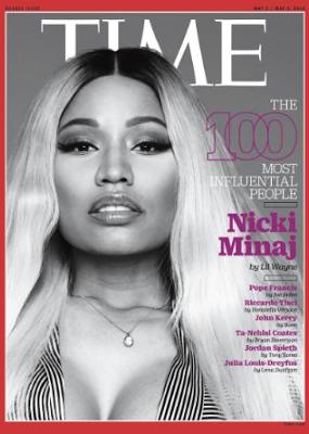 1 Nicki Minaj, Mark Zuckerberg, Leonardo DiCaprio, others cover TIME magazine 100 Most Influential People