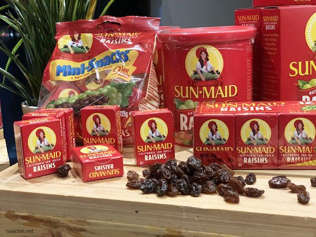 California Raisins, got to love these!