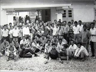 UGD Puskesmas Ngadirojo tahun 70an