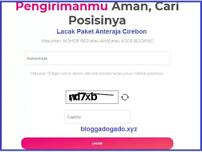 Anteraja Cirebon: Alamat, nomor telepon dan Lacak Paket