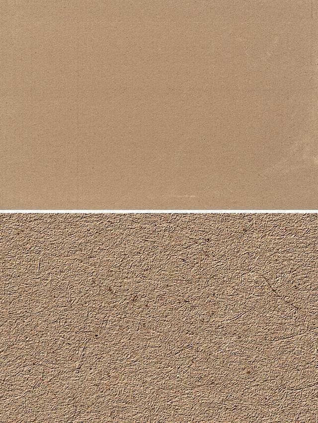 Light flat cardboard texture