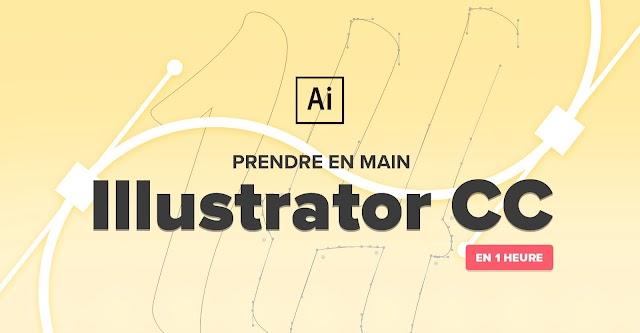 Apprendre Illustrator en 1 heure