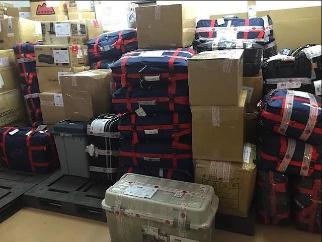Cara mengirim barang dari Jepang ke Indonesia murah dengan Nice Cargo