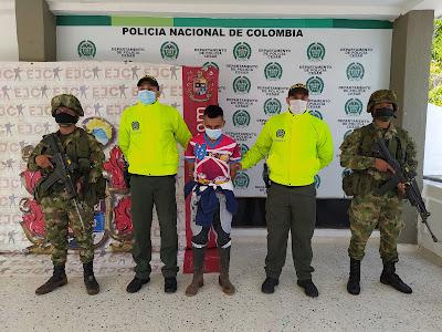 hoyennoticia.com, En La Paz cayó 'El Niño' de Los Pelusos