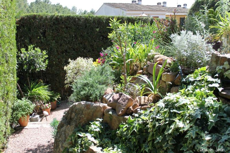 jardin rocas
