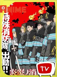 Fire Force Temporada 1-2 HD [1080p] Latino [GoogleDrive] PGD