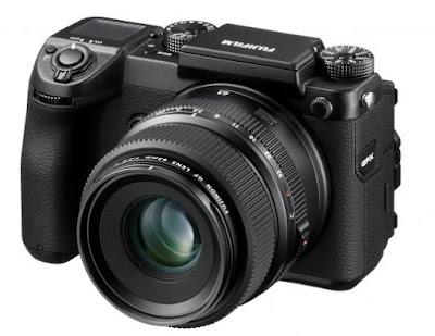 كاميرا GFX 50S ستتوفر بداية من شهر مارس بسعر 6199 إسترليني