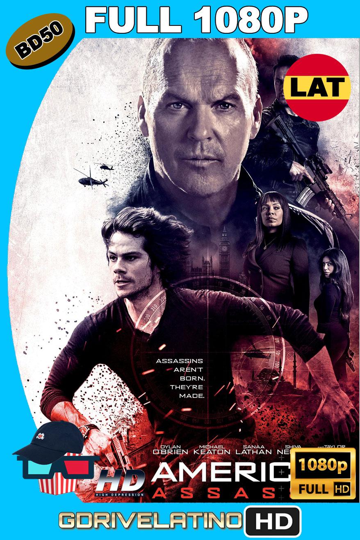 Asesino: Misión Venganza (2017) BD50 1080p Latino-Ingles ISO