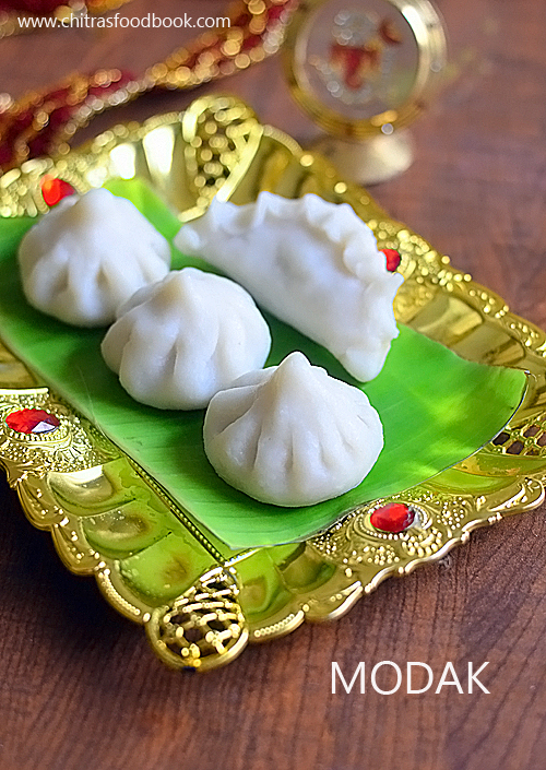 modak recipe with step by step pictures