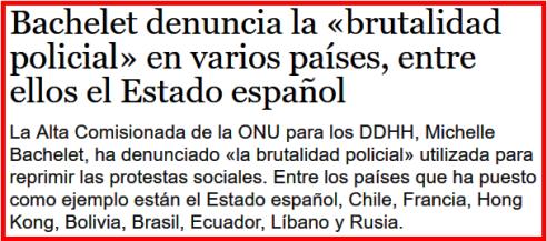 https://www.naiz.eus/eu/actualidad/noticia/20191120/bachelet-denuncia-la-brutalidad-policial-contra-las-protestas-sociales?fbclid=IwAR2vBEgGlh14KnmgdtSWMyYry4nfH0uQGvaUQN_9IpBEk8pzWmRb8ZHzixg