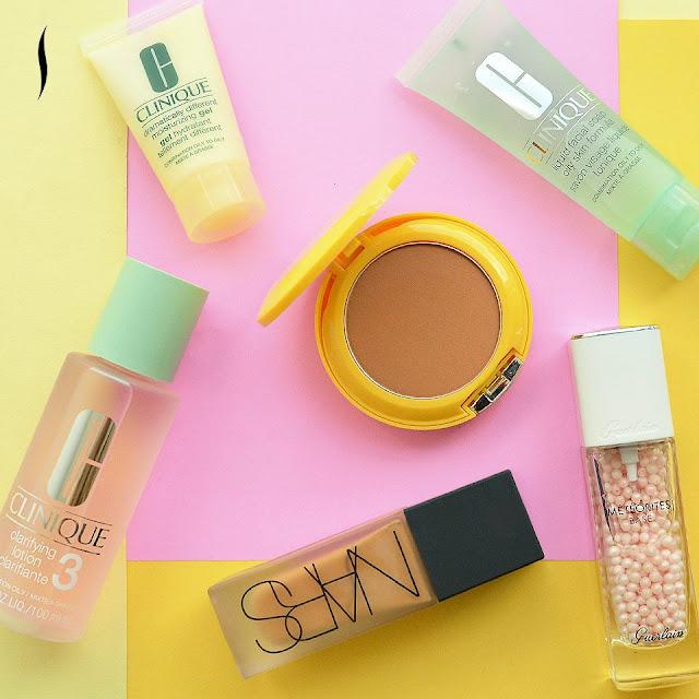 maquiagem a prova de oleosidade