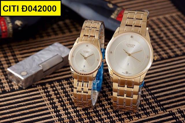 Đồng hồ đôi Citi Đ042000