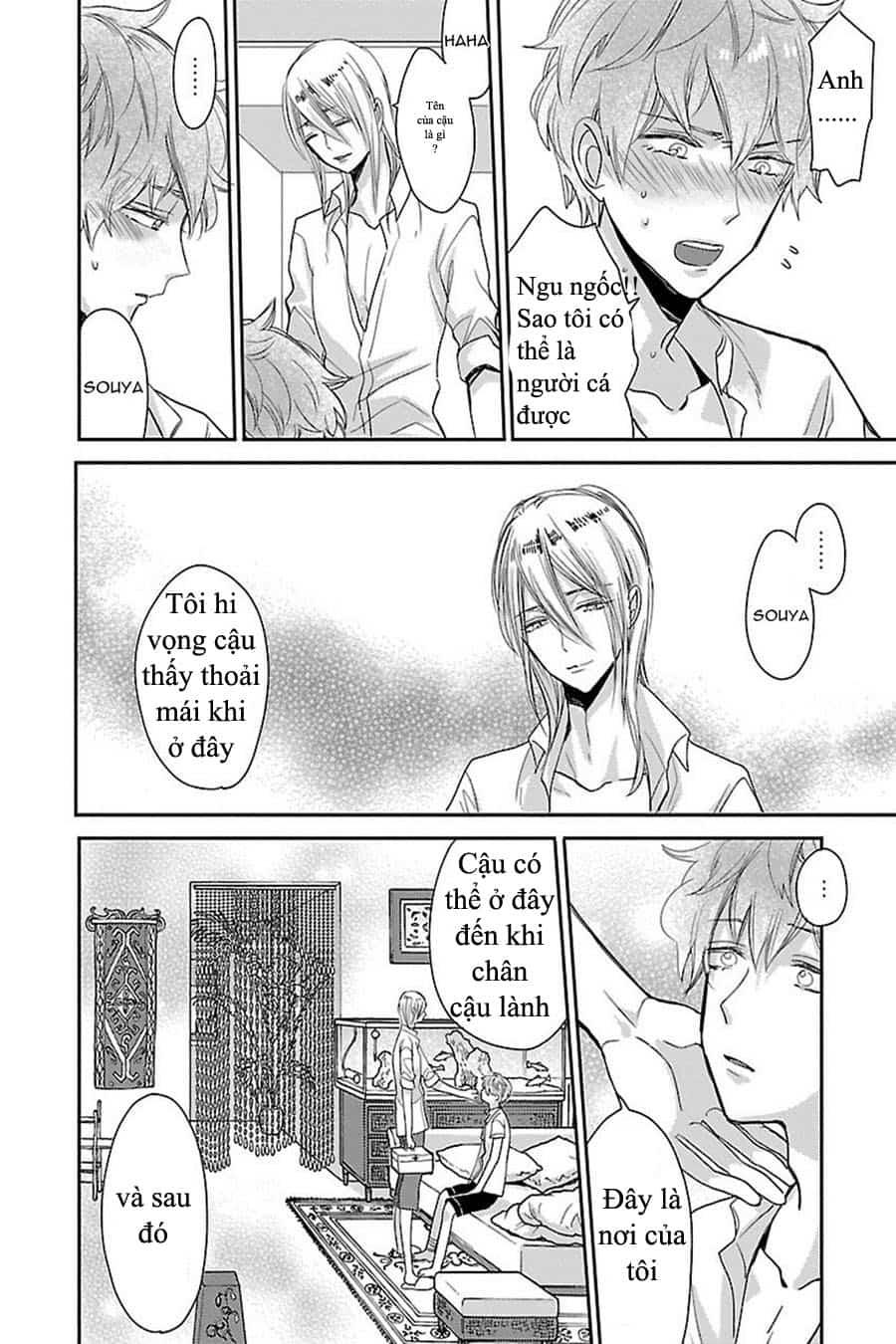Trang 7 - [NANABISHI Hiro] Rendezvouz (- NANABISHI Hiro) - Truyện tranh Gay - Server HostedOnGoogleServerStaging