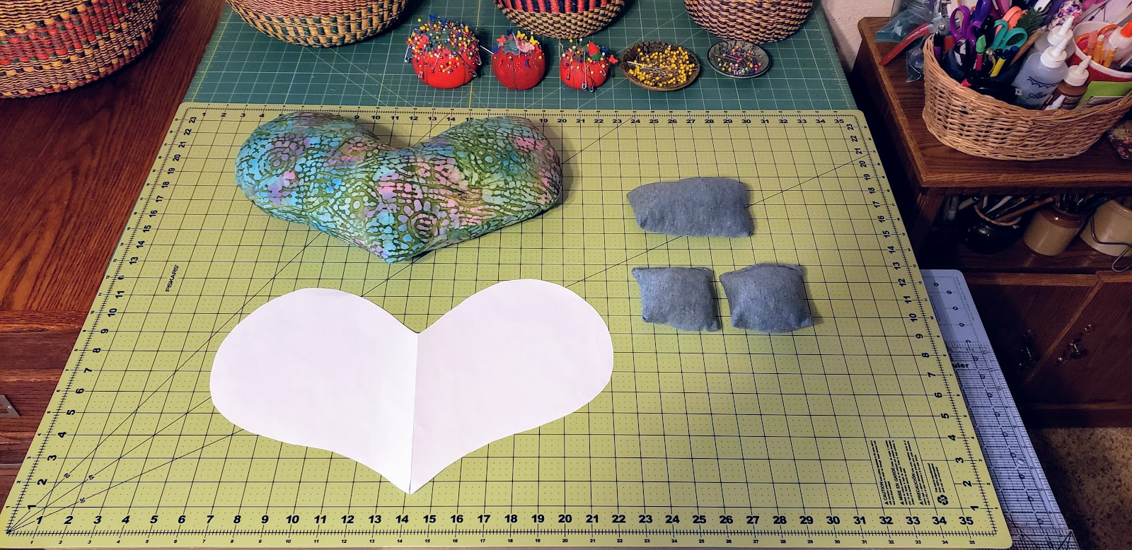Michele Bilyeu Creates With Heart And Hands Making A