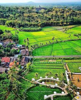 Konsep Back To Nature Svarga Bumi  Borobudur yang Hits dan Instagramable