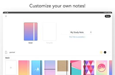 Notes & PDF Reader