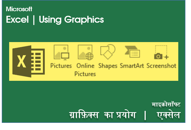 Using Graphics in Excel