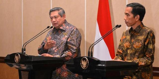 Politisi Demokrat: Jokowi Hanya Gunting Pita, SBY yang Membangun
