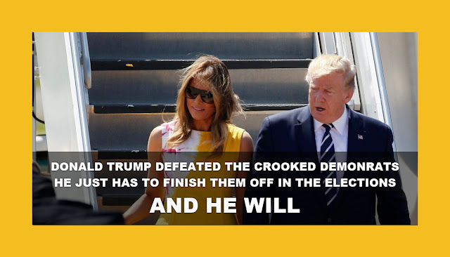Memes: DONALD TRUMP DEFEATED THE CROOKED DEMONRATS