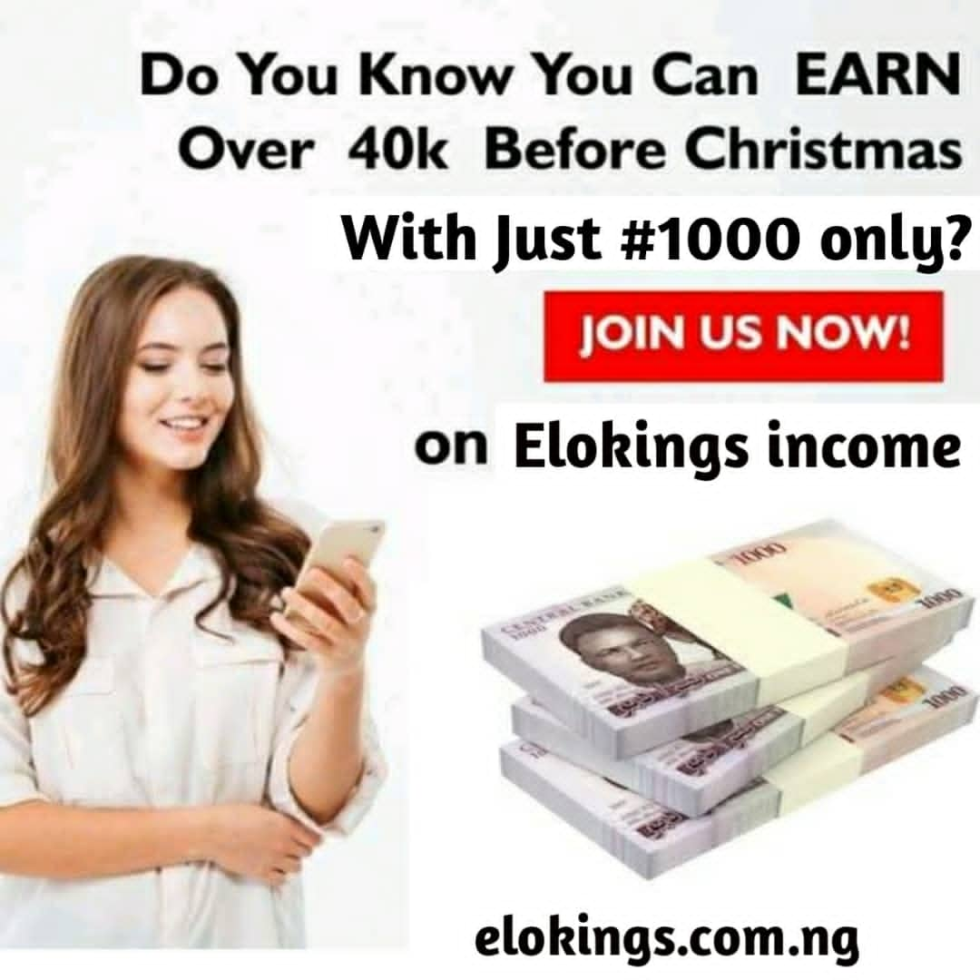 Make Money With Elokings Income in 2020